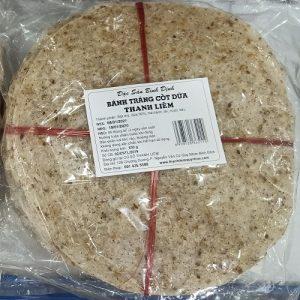 Bánh tráng cốt dừa Thanh Liêm (bột Mỳ)