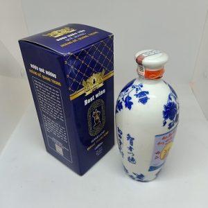 Rượu đậu xanh Hoàng đế Bình Định