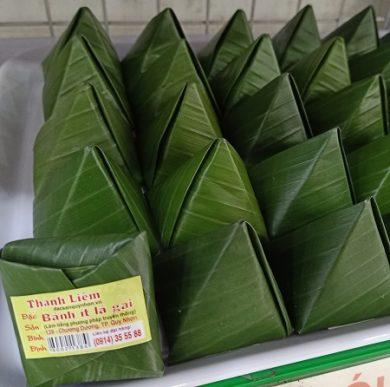 Bánh Ít Lá Gai Bình Định Thanh Liêm