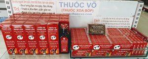 Thuốc Võ Thanh Liêm Bình Định