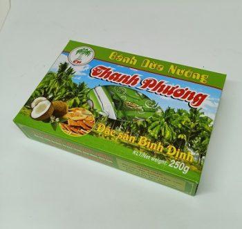 Bánh dừa nướng Bình Định