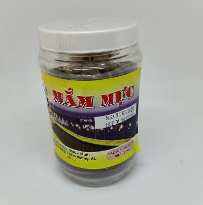 Mắm Mực Bình Định Thanh Liêm